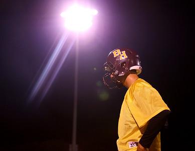 Big Horn Rams Midnight Practice