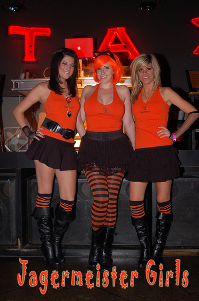 Jager Girls at Alfred's
