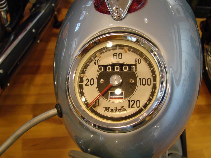 1953 Maico Typhoon 400cc twin