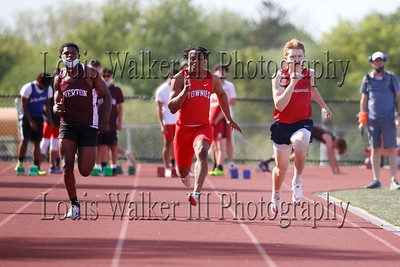 Track and Field - High School EP, RHS, MHS, THS at PHS on 5/24/21