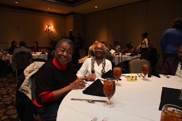 Bobby Blue Bland 80th Birthday Lunch