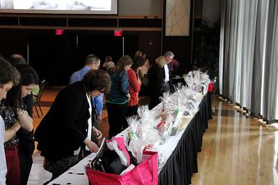2012 Kappa Delta Shamrock Reception