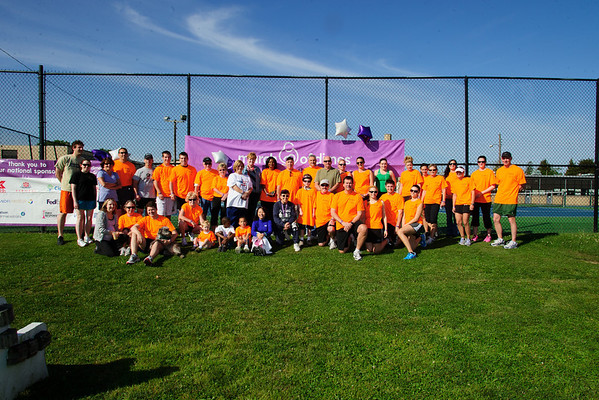 2012 Pennsville March of Dimes