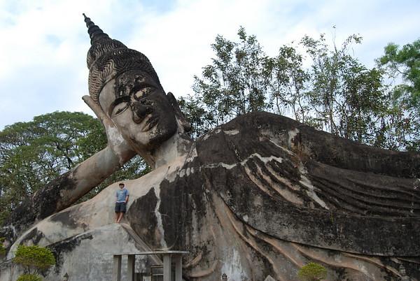 Buddha Park & Vientiane