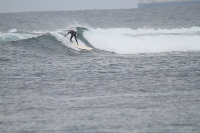 Winter Weekend Surfari