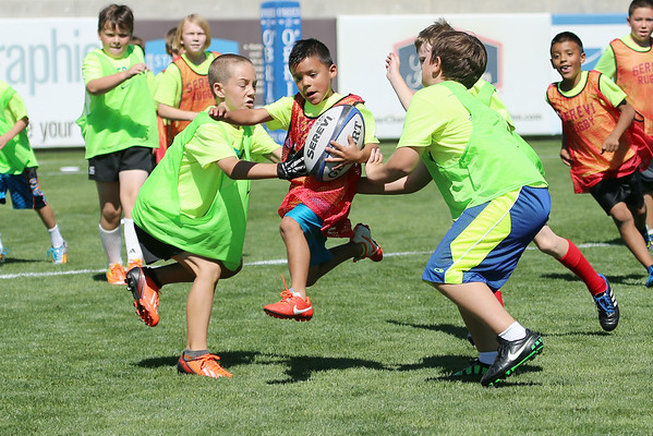 2014 Serevi Rugby Glendale Colorado Youth Training Development Camp August 14-15