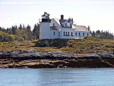 Pumpkin Island Lighthouse, Maine