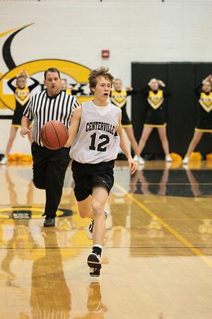 2010-01-11 Freshman Gold vs Troy