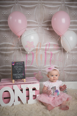 Madelyn turns 1!