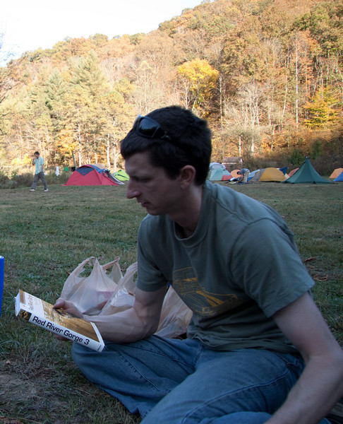 Me at Miguels Pizza and Camp Ground