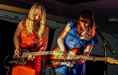 "RUF's Blues Caravan 2011 ""Girls With Guitars"""
