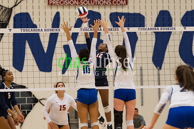 2017.11.14 Volleyball: North Stafford @ Tuscarora, 5A State Semifinal