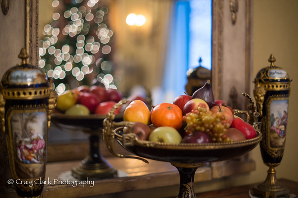 Pittock Mansion Christmas 2014