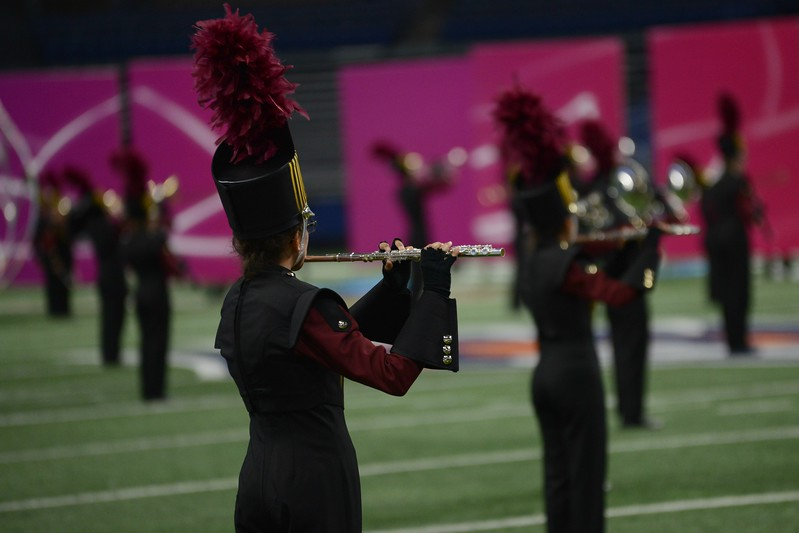 UIL; Marching Band; State; Alamodome; Music; Fine Arts; Rouse High School; RHS