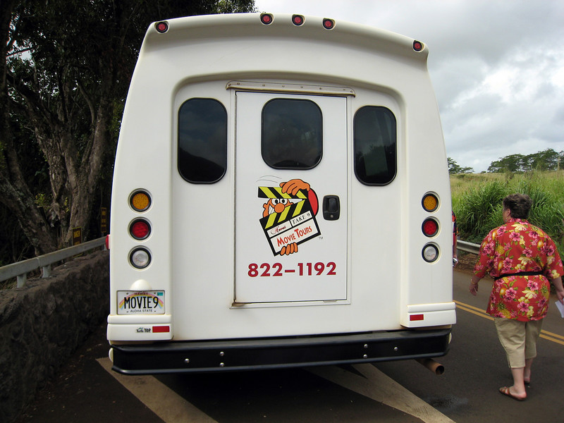 Kauai Movie Tours