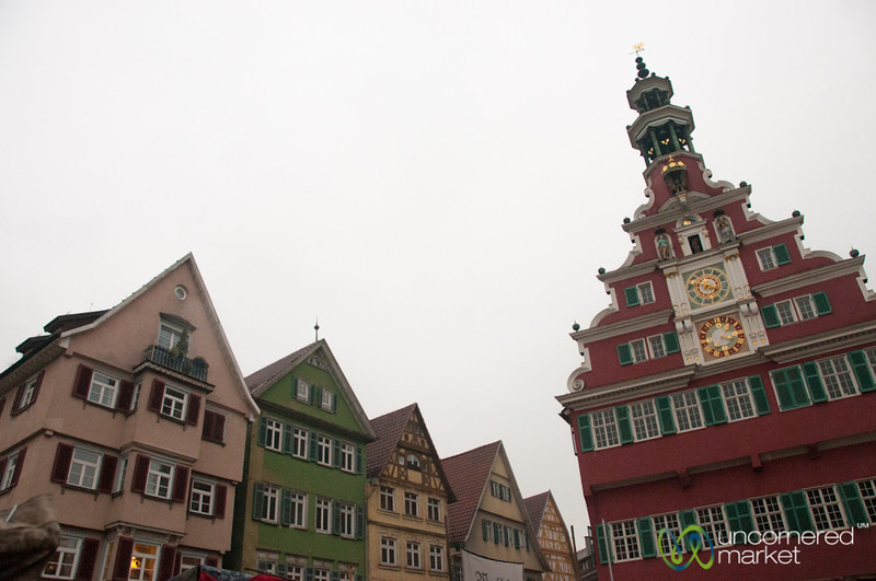 Esslingen Old Town Architecture - Germany
