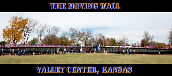 The Moving Wall