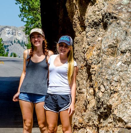 Mt. Rushmore SD - Aug 2016