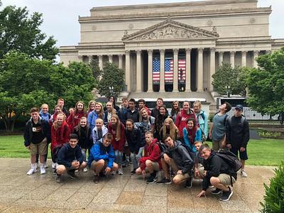 2018 8th Grade Trip