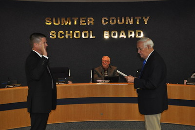 2018 - Board Member Swearing in Ceremony