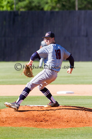 {2017 Baseball} Oak Forrest at Magnolia Heights
