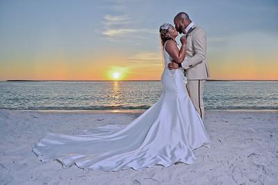 Harper Wedding - Shantez and Ellis