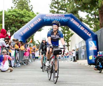 AIDS LifeCycle - June 2016