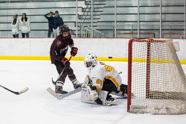 Ice Hockey: Rockwood Summit vs Lafayette