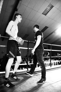 5. Daryl White v Kieran Cahill