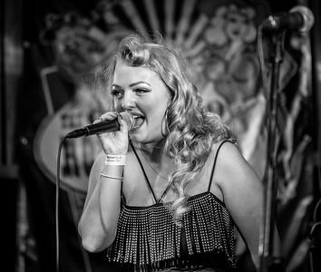 Spotlight on Sharna Mae & The Mayhems, Rockin' Round Up
