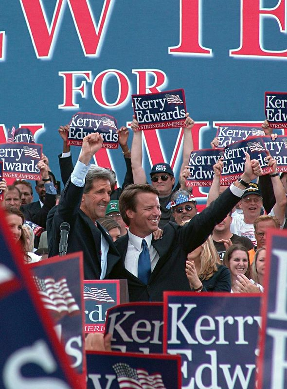 Kerry and Edwards Campaign