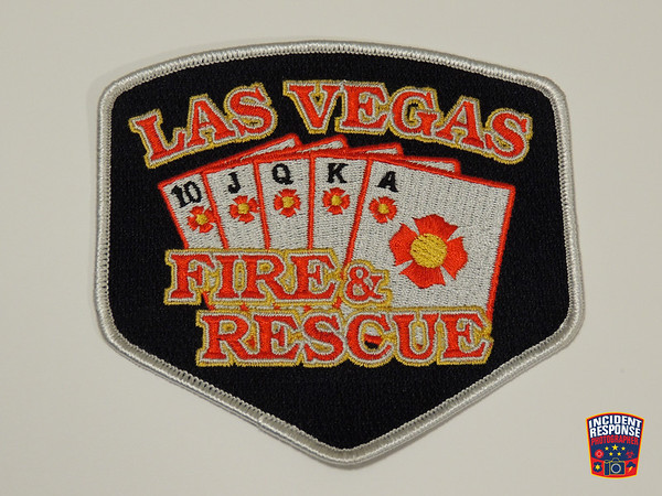 Nevada Fire Patches