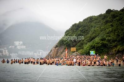 Ocean Swim Series Race 1 - 2015