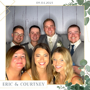 Courtney + Eric's Wedding