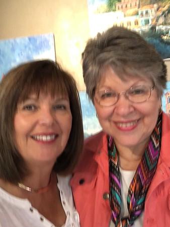 Sue & Sandy 2016