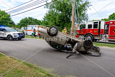20180625 - City of Mount Juliet - Overturned Auto