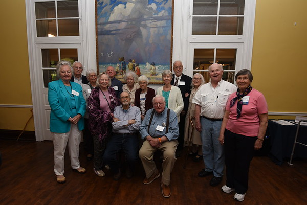 2019-05-11 Alumni Day Reunion Class Photos