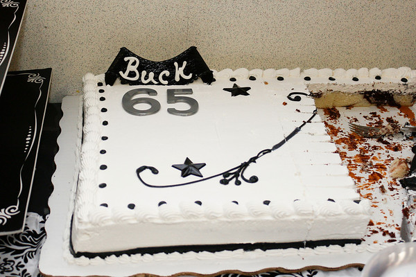 Buck Wilcox's 65th BD