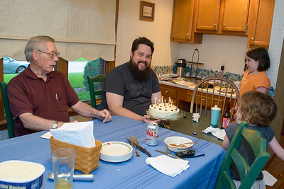 Tim's Birthday Party - May 19, 2017
