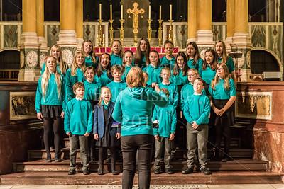 Barnardos Carol Concert 2015, Westminster Cathedral