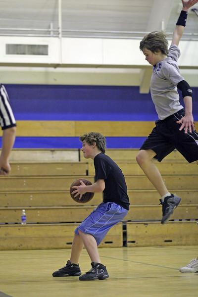2009 Parks and Rec Boys Basketball
