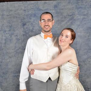 Carolyn and Seth Photo Booth