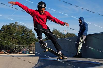 Scotts Valley Skate Park - February 13th, 2011