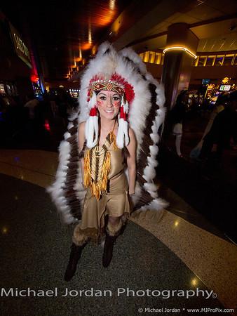 Casino Arizona - Halloween 2011