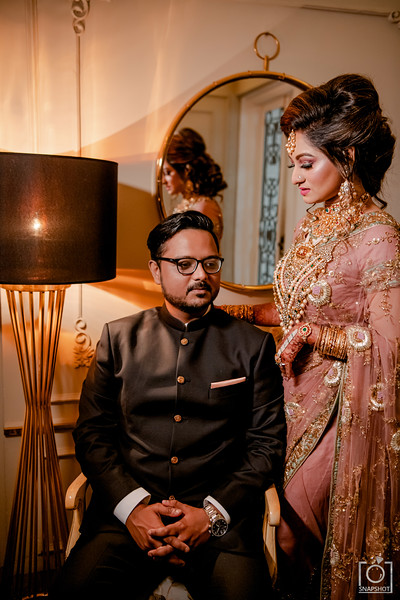 Usha & Rizwan Reception