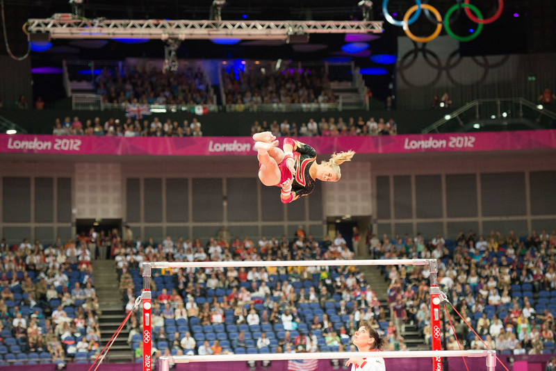 __02.08.2012_London Olympics_Photographer: Christian Valtanen_London_Olympics__02.08.2012_D80_4393_final, gymnastics, women_Photo-ChristianValtanen