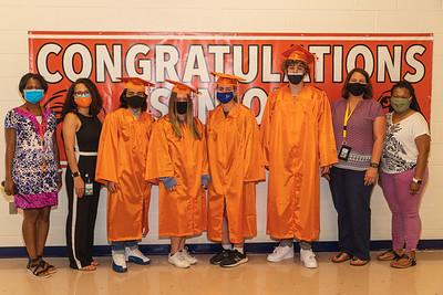 Summer Graduation Celebration 8/6/21