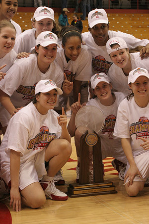 2006 Championship Celebration