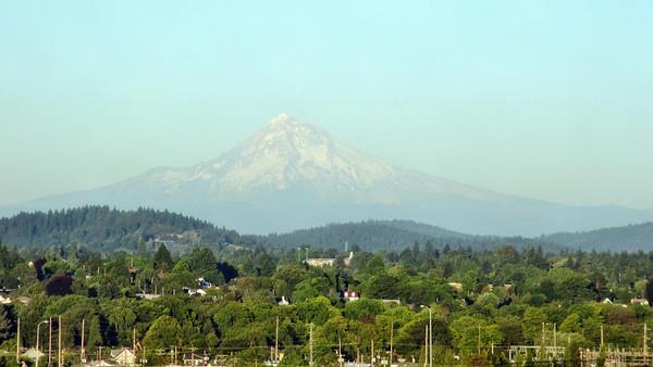 Amtrak Cascades-Portland to Seattle