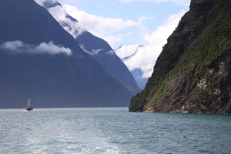 Milford Sound Fjord